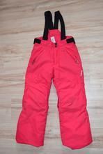 Dívčí oteplovačky/lyžářské kalhoty vel. 116/122 we, wedze,116
