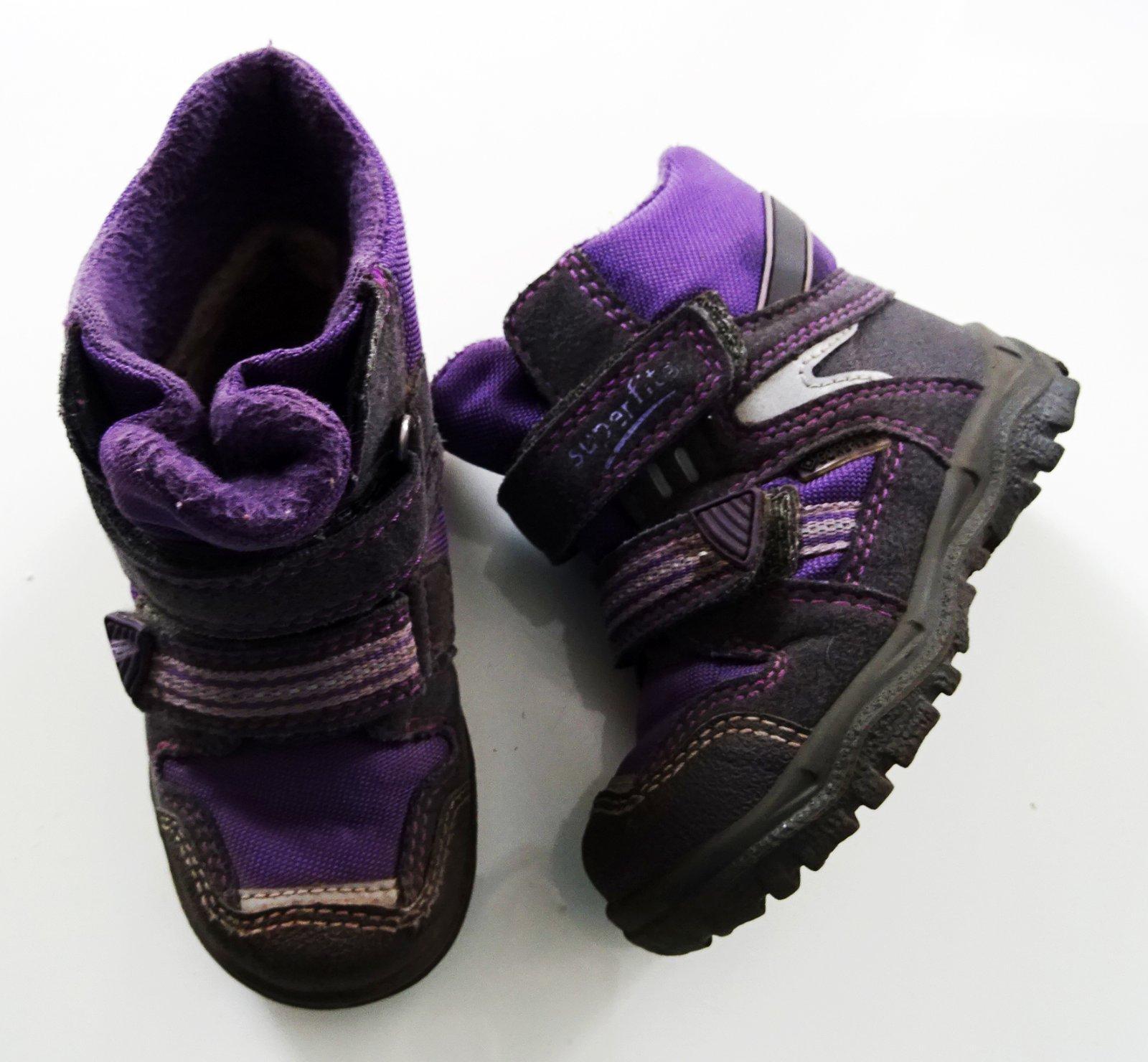 a7f77d8a6e4 Zimní boty s membránou goretex