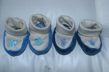 Capáčky pro novorozence, <17