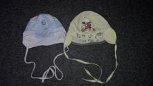 2x letní klobouček, kings,56