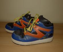Kotníkové boty vel. 26,5, reebok,26