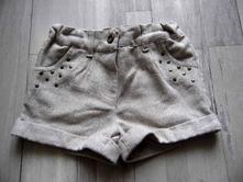 Luxusní šortky, f&f,92