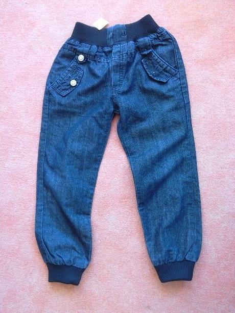 Dívčí džíny r&b, 122