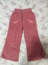 Manžestrové kalhoty vel.98, 98