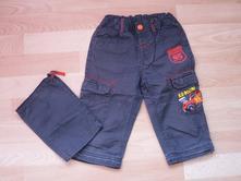Kalhoty plátěné blesk mc queen c&a, c&a,122