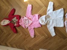 Set oblečení 0-3měsíce,