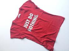 Dámské triko just do nothing č.459, s