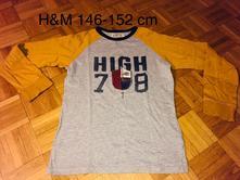 Tričko 146 cm, h&m,146