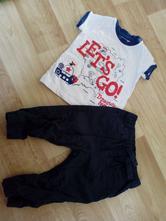 Tričko+kalhoty, f&f,74