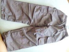 Fleesem podšité kalhoty, 104