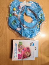 Baby ring - kruh pro koupání dětí od 0 do 36 měsíc,