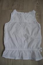 Bílá letní halenka s vyšíváním, h&m,116