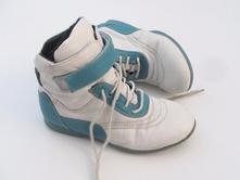 Dívčí kotníkové boty č.793, 34