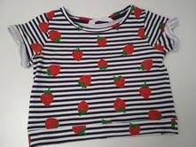 Oversize tričko volného střihu, h&m,92