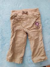 2x kalhoty a tepláčky, 86