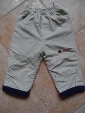 Vyteplené kalhoty, c&a,86