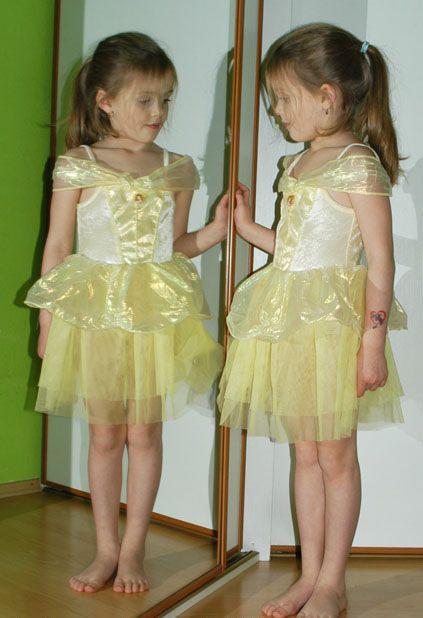Karnevalové šaty  dres princezna,