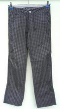 Sportovní plátěné roll-up kalhoty sam - vel.xs, s.a.m.,xs