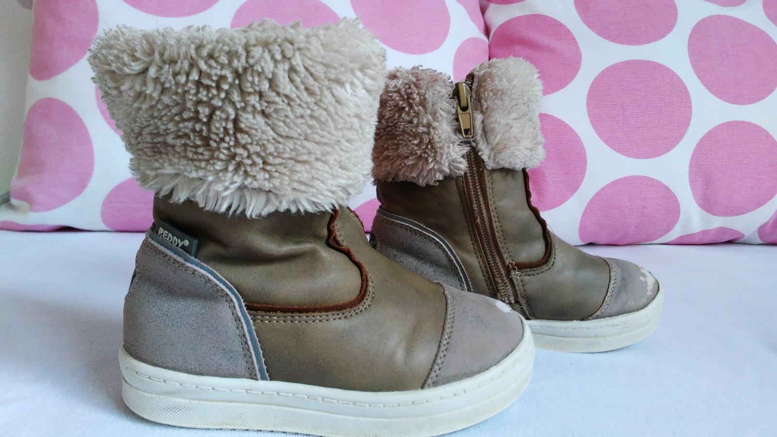 8819431dfa8 Zimní boty peddy