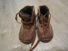 Kožené zimní boty, deichmann,21