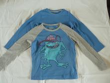 Značkové tričko, lupilu,98