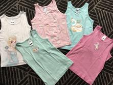 Košilky/tílka, c&a,98