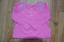 Dívčí tričko, mothercare,74