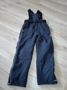 Zimní kalhoty - lyžařské, 146