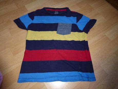 Pruhované triko, f&f,146