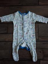 Bavlněné pyžamko/overal, f&f,62