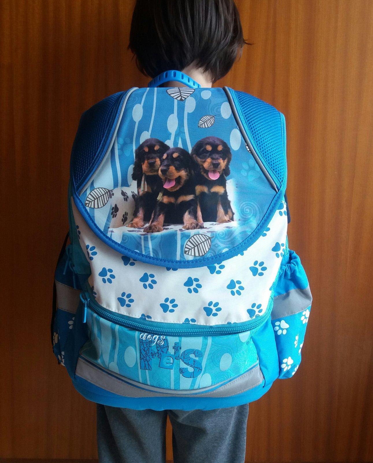 c82743ec7 Prodávám i na Vinted.cz, kde si případně můžete prohlédnout všechny moj. Školní  batoh / aktovka ...