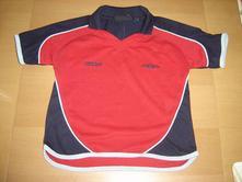 Červenomodré tričko umbro, umbro,116