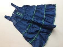 Bavlněné šaty č.564, george,98