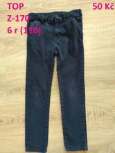 Bavlněné kalhoty, tu,116