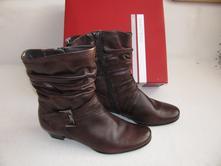 Zimní boty,polokozačky,,marco tozzi, marco tozzi,41