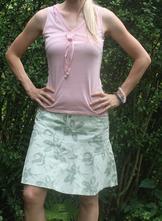 Růžové letní triko wildcat, s