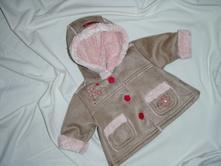 Luxusní zimní kabát z broušené kůže, pumpkin patch,62