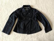 Dívčí kabát vel.116/č.1406, benetton,116