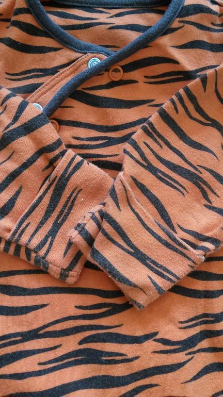 Overalek/ pyzamko tygr, marks & spencer,68