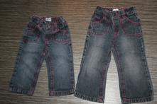Riflové kalhoty , early days,68