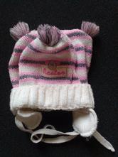 Zimní čepice raster, 74