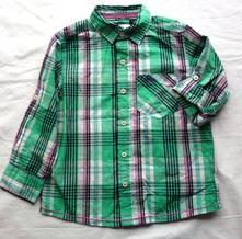 Košile s dl. rukávem vel. 3 - 4 r, next,104