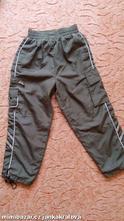 Šusťákové kalhoty, 122
