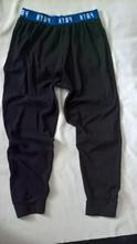 Vel. 146 černé pyžamové kalhoty, marks & spencer,146