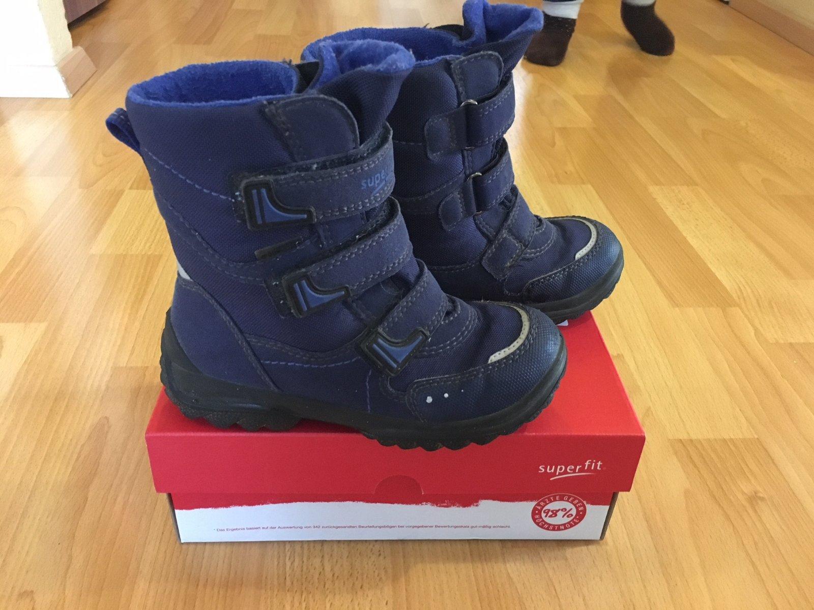 1d62766c5da Dětské zimní boty superfit gore-tex vel. 28