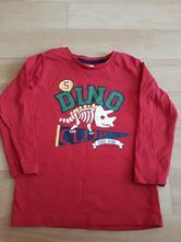 Dinosaurové tričko vel. 104, okay,104