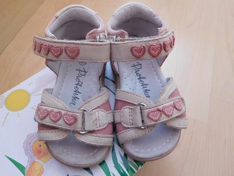 Sandálky protetika vel. 20, protetika,20