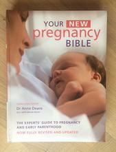 Pregnancy bible-průvodce těhotenstvím v angličtině,
