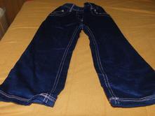 Dívčí kalhoty vel.104, f&f,104