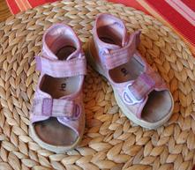 Plátěné sandálky, superfit,24